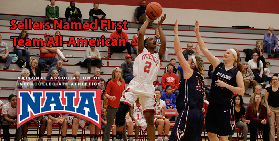 Photo for Sellers Named First Team All-American