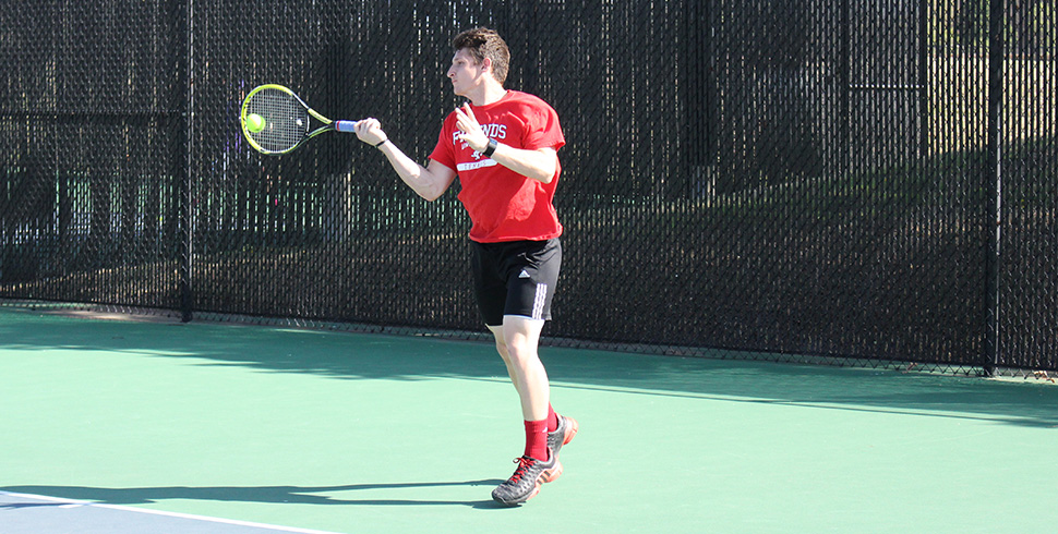 Photo for Tennis Falls to McPherson