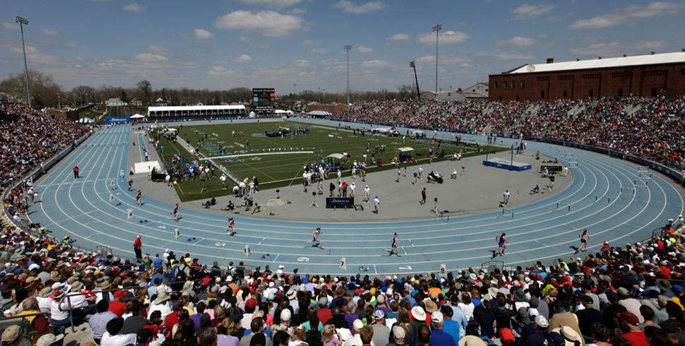 Photo for Track & Field Heads to Prestigious Drake Relays
