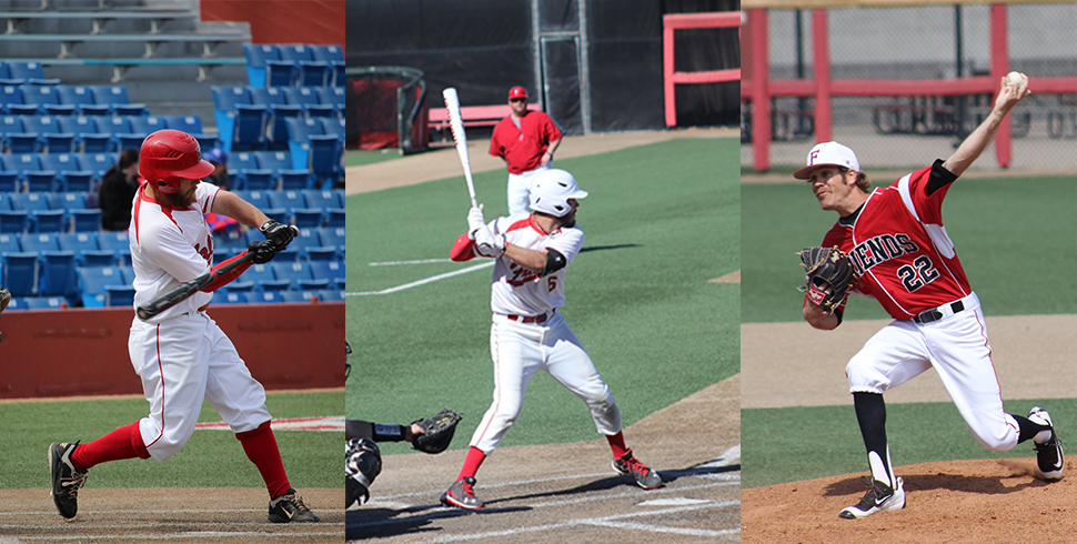 Photo for Baseball Garners Five All-Conference Awards