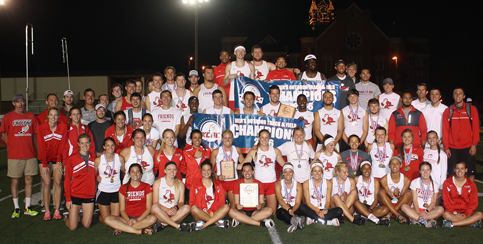 Photo for Men's & Women's Track & Field Defends KCAC Outdoor Titles