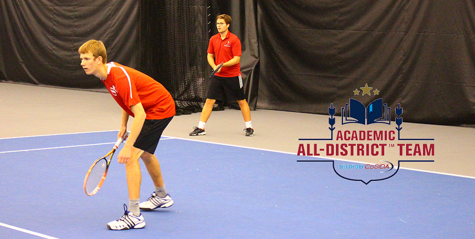 Photo for Ostrowicki, Wawrzinek Named First Team Academic All-District