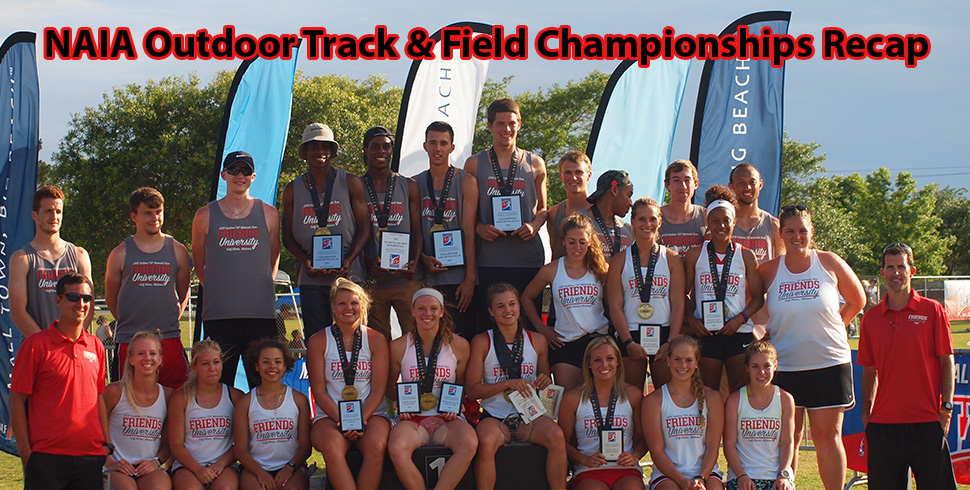 Photo for Men's 4x800 Championship, Women's 10th place Finish Highlight T&F Nationals