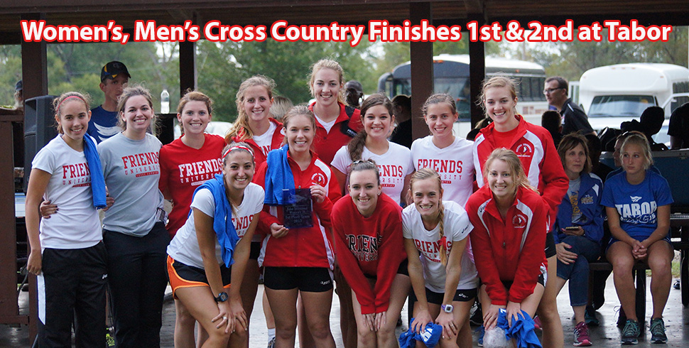 Photo for Cross Country Brings 1-2 Punch at Tabor Invitational