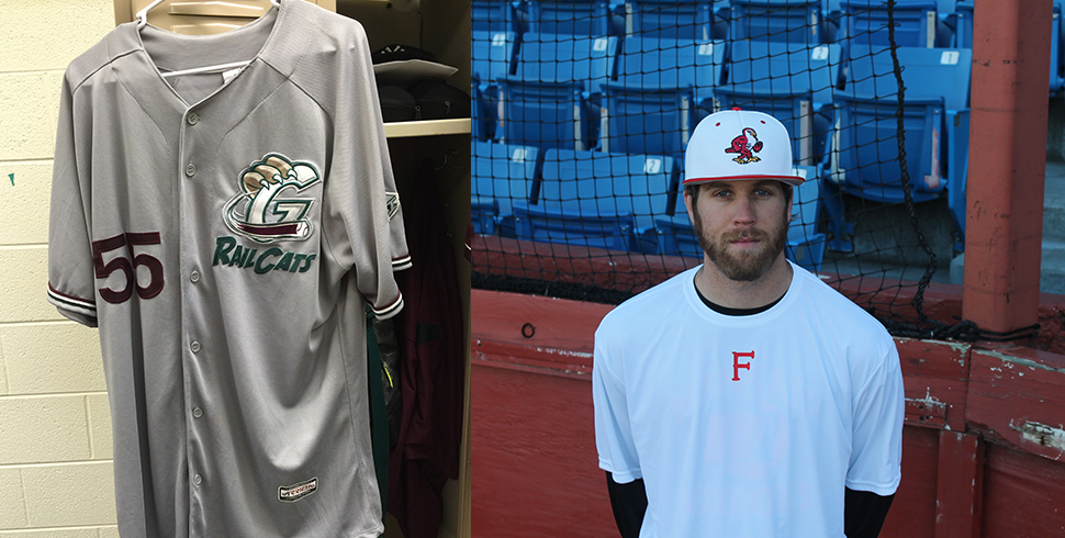 Photo for Former Falcon Brett Clark Signs With Gary Southshore Railcats