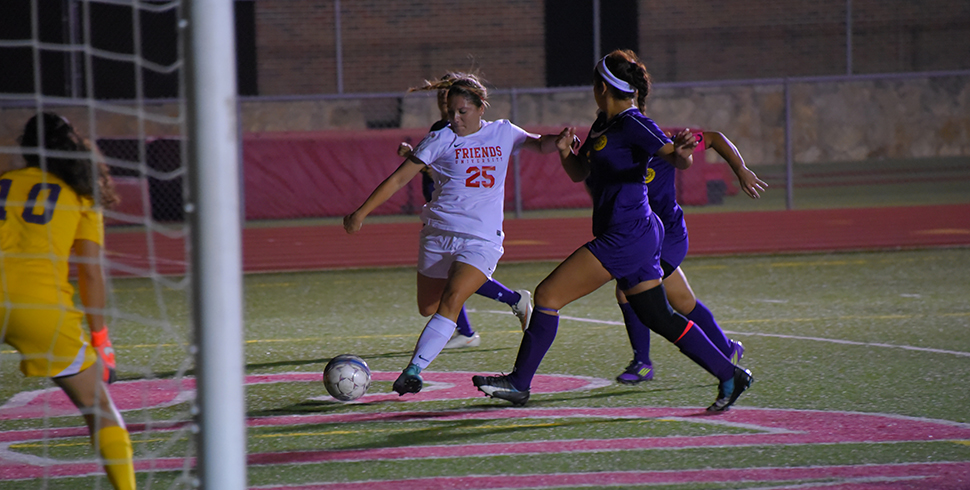Photo for Women's Soccer Drops KCAC Opener in Overtime