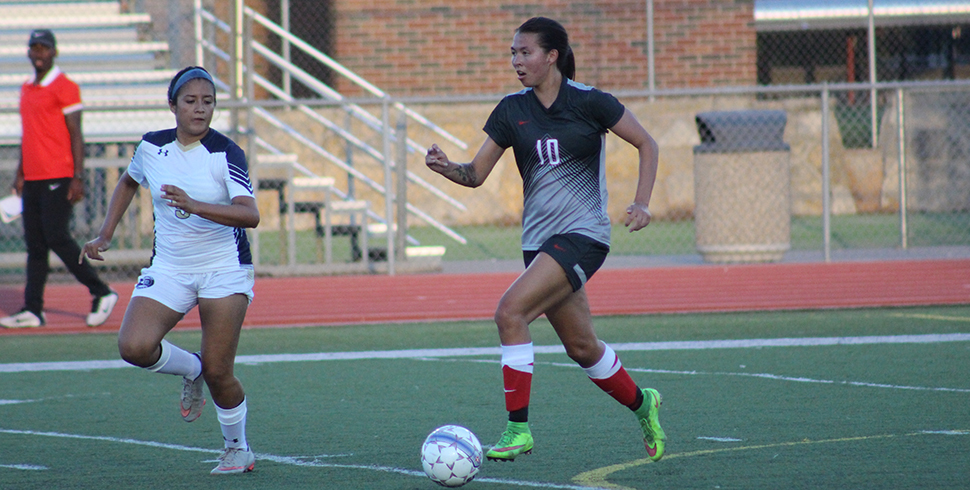 Photo for Gatzke Gets Hat Trick, Women's Soccer Shuts Out Bethel