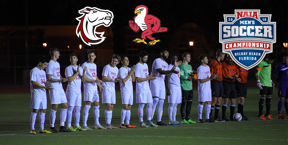 Photo for Men's Soccer Travels to #1 Hastings for NAIA Opening Round