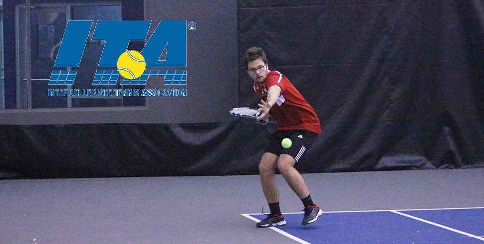Photo for Wawrzinek Ranked No. 44 in Final ITA Rankings