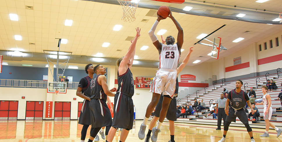 Photo for Men's Basketball Runs Away from Bethel in Second Half