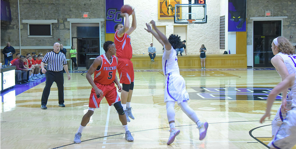 Photo for Men's Basketball's Season Ends in KCAC Quarterfinals