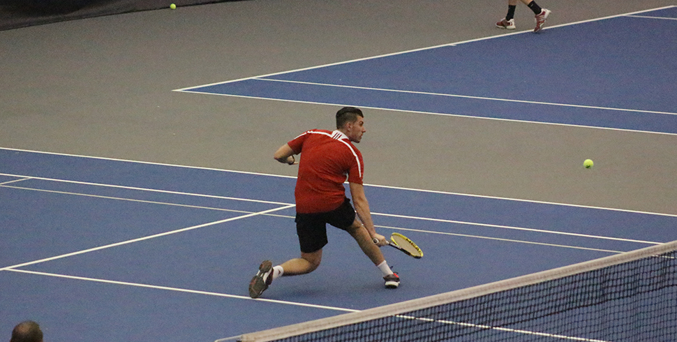 Photo for Men's Tennis Loses at Bethel, Ottawa to Start KCAC Play