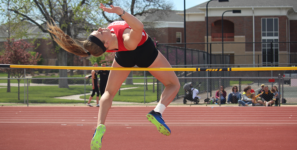 Photo for Track & Field Earns 10 National Standards at Wichita State
