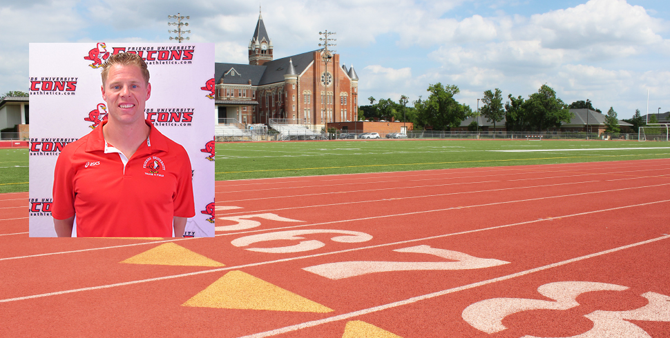 Photo for Parr Named Head Cross Country, Assistant Track & Field Coach
