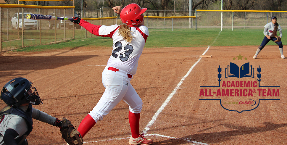 Photo for Jenkins Named CoSIDA First Team Academic All-American