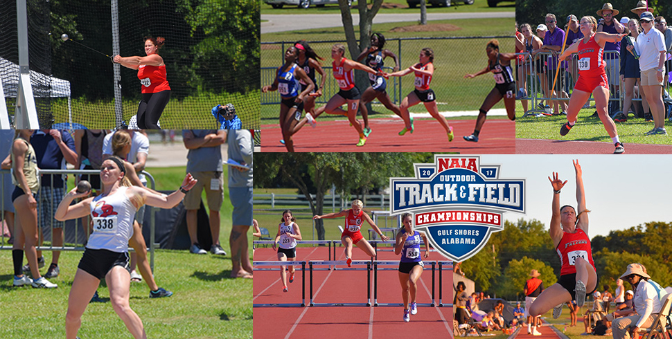 Photo for Women's Track & Field - NAIA Championships Day One Recap