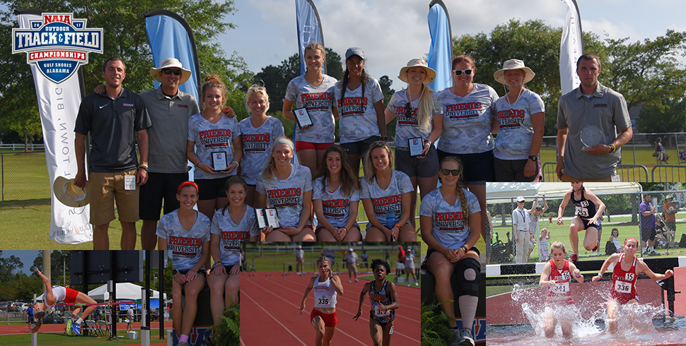 Photo for Women's Track & Field Finishes 14th at NAIA Outdoor Championships