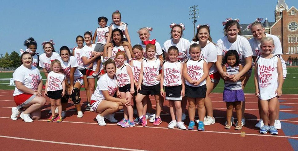 Photo for Friends University Cheer Camp Recap