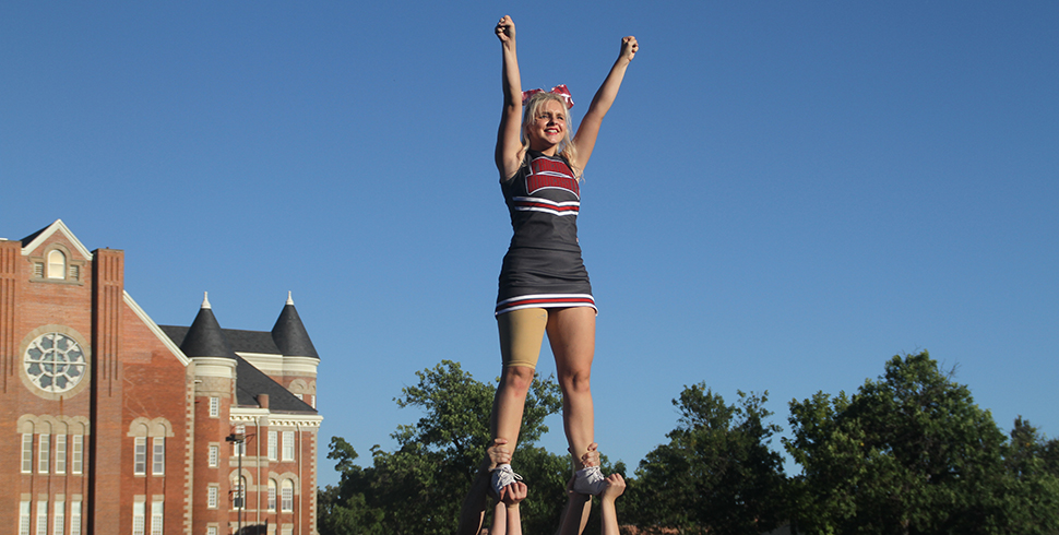 Photo for Friends Cheer Plans Open Gym for Nov. 2