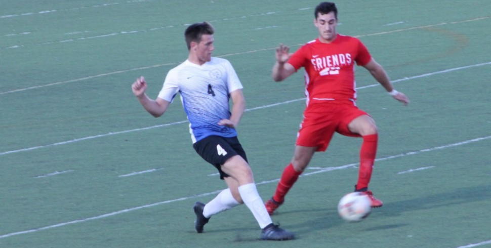 Photo for Southwestern Christian Trips Up Men's Soccer Falcons, 6-3