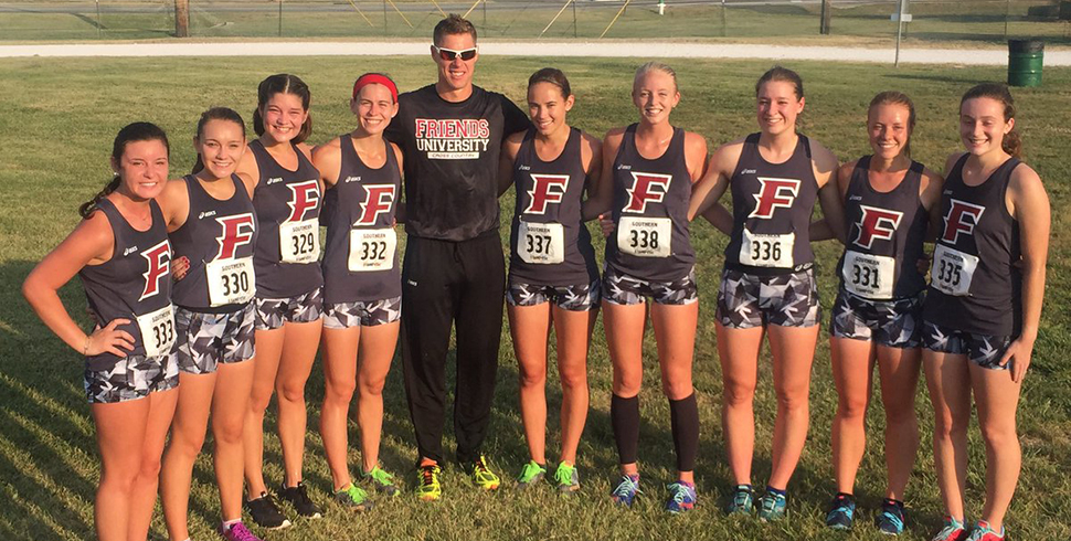 Photo for Women's Cross Country Falcons Notch Another Top Five Finish at MSSU Stampede